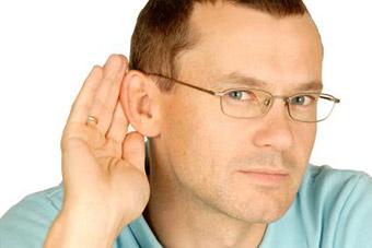 man_listening